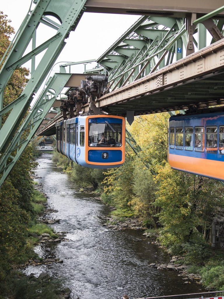 Wuppertaler Hochbahn